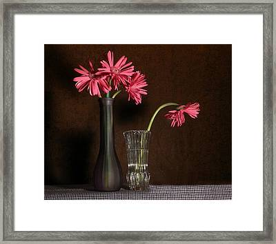 Ostracized Framed Print