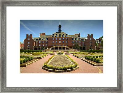 Osu Student Union Framed Print