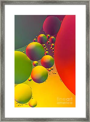 Other Worlds Framed Print