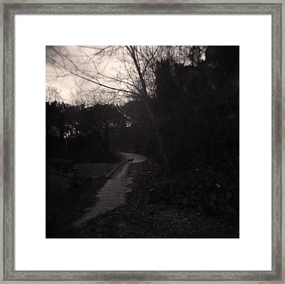 Otherwhere Framed Print