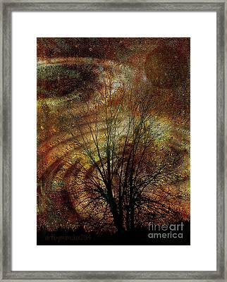 Otherworld Framed Print