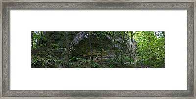 Ottawa Canyon Framed Print by Gary Lobdell
