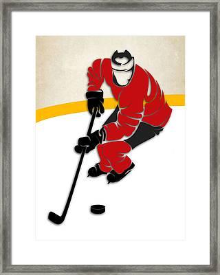 Ottawa Senators Rink Framed Print