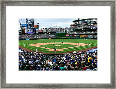 The Boys Of Summer Framed Print by Mike Flynn