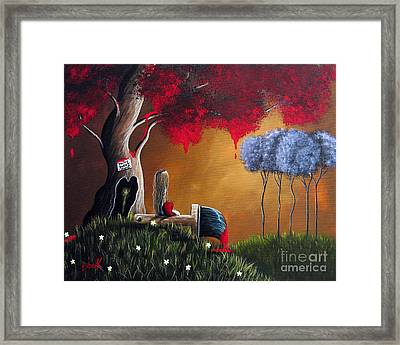 Our Place By Shawna Erback Framed Print by Shawna Erback