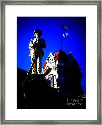 Our Pride Framed Print