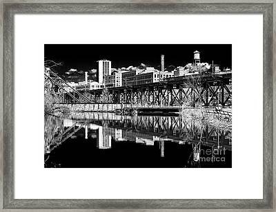 Out By Tobacco Row Framed Print by Tim Wilson