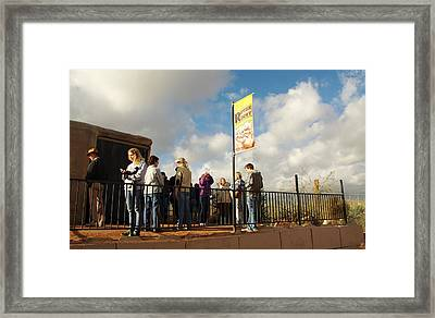Out Of Africa  Reptile House Framed Print
