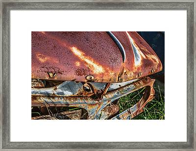 Out Of Condition Framed Print by Dale Kincaid