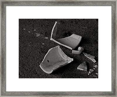 Out Of Control Framed Print by Odd Jeppesen