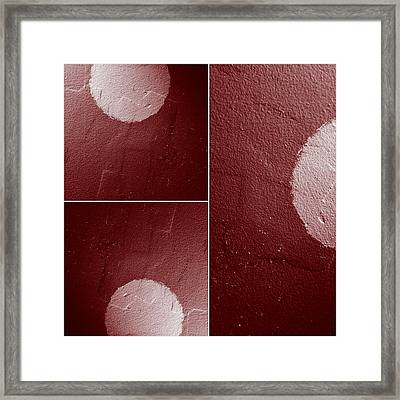 Out Of Square 7 Framed Print