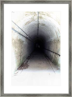 Out Of The Darkness Framed Print by JC Findley
