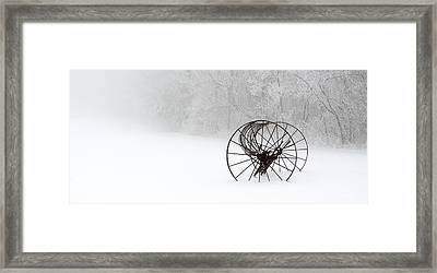 Out Of The Mist A Forgotten Era II Framed Print