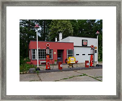 Framed Print featuring the photograph Out Of The Past by Judy  Johnson
