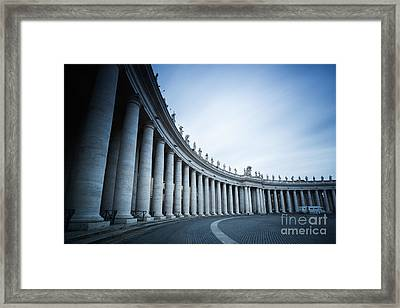 Out Of Time II Framed Print
