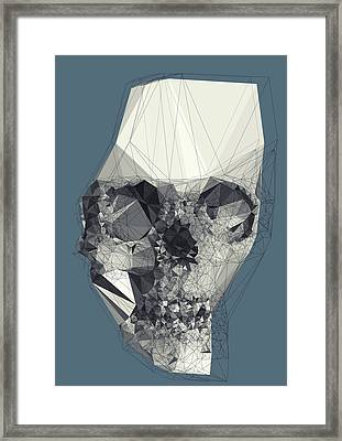Out Of Yourself Framed Print by Panda Gunda