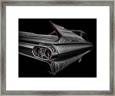 Out There Framed Print by Douglas Pittman