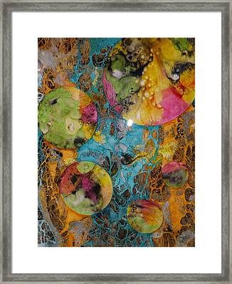 Outer Limits Framed Print by David Raderstorf