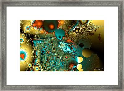 Outer Orbit Framed Print