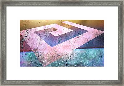 Outside Limits Framed Print by Florin Birjoveanu