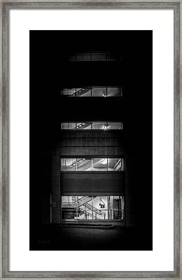 Outside Looking In Framed Print by Bob Orsillo