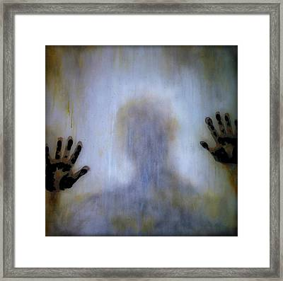 Outsider Framed Print