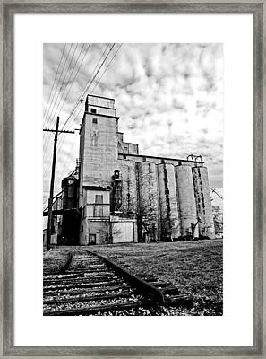 Outskirts Of Town Framed Print