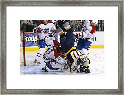 Over Easy Framed Print by Don Olea