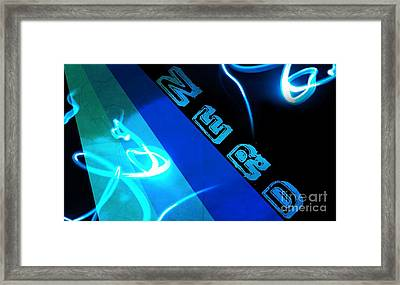 Over Intellectual Framed Print by Daryl Macintyre