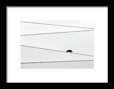 Slope Framed Prints