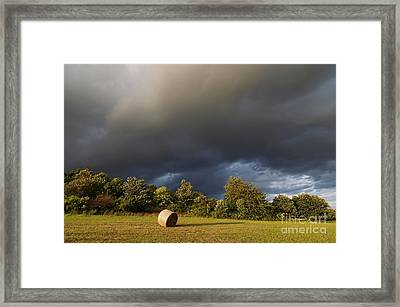 Overcast - Before Rain Framed Print by Michal Boubin