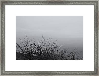 Overcoming Reality Framed Print by Rachel Cohen