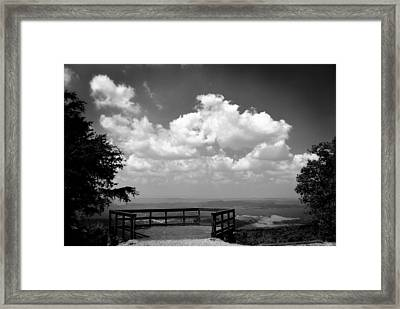 Overlook 1 Framed Print