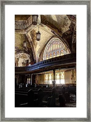 Overlooked Framed Print by Pat Eisenberger