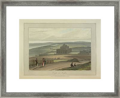 Ovington Framed Print by British Library