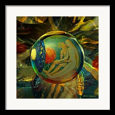 Earthly Framed Prints
