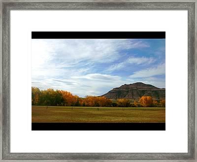 Owahee Oregon Framed Print by J Montee