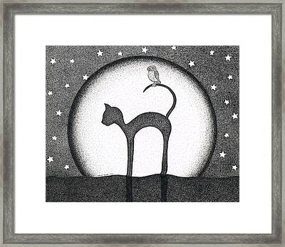 Owl Always Be There Framed Print