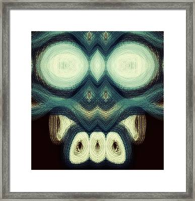 Owl Framed Print by Len YewHeng