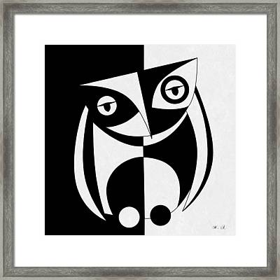 Own Abstract  Framed Print by Mark Ashkenazi