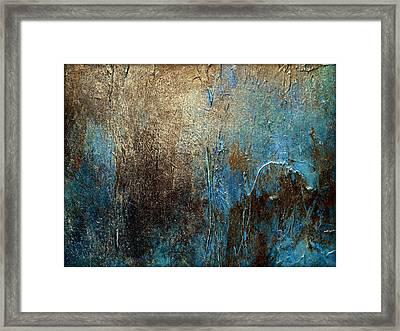 Oxidized 2 Framed Print