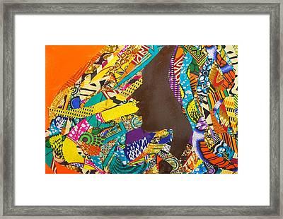 Oya I Framed Print