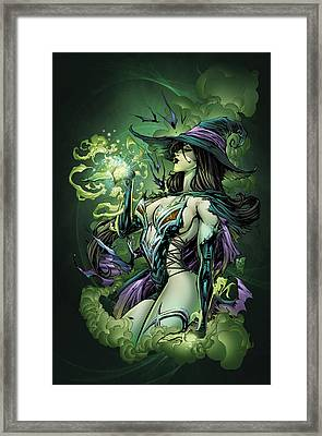 Oz 02a Framed Print by Zenescope Entertainment