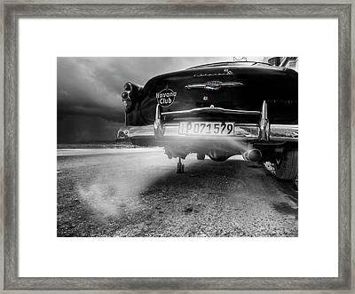 P 071579 Framed Print