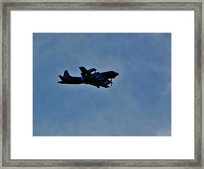 P-3 Orion Hero # 25 Framed Print