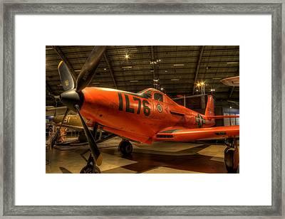 P-63 King Cobra Framed Print