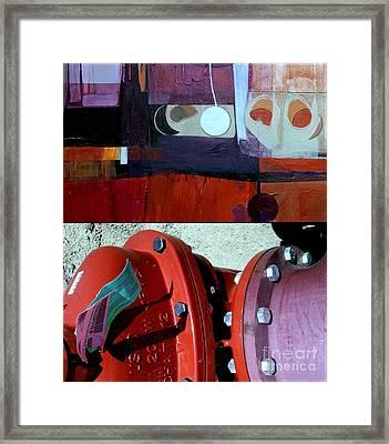 p HOT 114 Framed Print