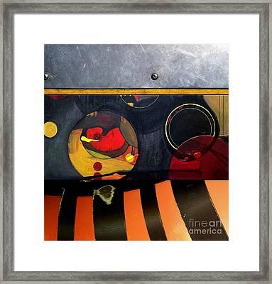 p HOT 115 Framed Print