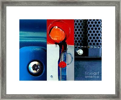 p HOTography 123 Framed Print by Marlene Burns