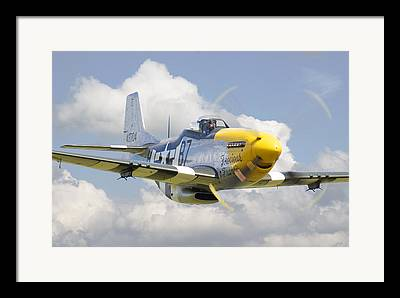 World War 2 Aviation Framed Prints
